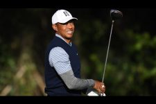 Tiger Woods shoots 5 Under on 4 Holes | 3rd Round Genesis Open