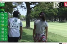 【golf】KTT杯 バンテリン レディスオープン2019 2日目 9番ホール【golf】ktt cup vanterin ladies open 2019 2ndround9hole