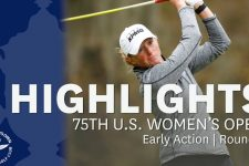 2020 U.S. Women's Open, Round 3: Early Highlights