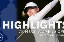 2020 U.S. Women's Open, Round 3: Late Highlights