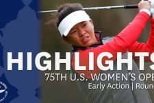 2020 U.S. Women's Open, Round 4: Early Highlights