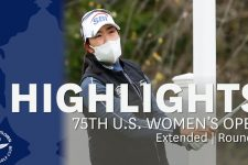 2020 U.S. Women's Open, Round 4: Extended Highlights