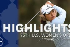 2020 U.S. Women's Open, Round 4: Jin Young Ko Highlights