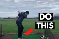 How To Maximise Distance With A Short Golf Swing (Swing Like Jon Rahm)