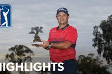Patrick Reed's winning highlights from the Farmers Insurance Open   2021