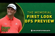 First Look: 2021 Memorial Tournament – DraftKings DFS Preview | First Cut Golf Podcast