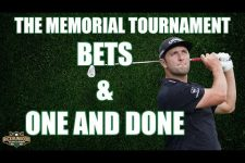 2021 the Memorial Tournament Best Bets, Matchups, One & Done – Golf Bets