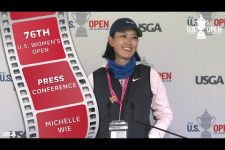"""Michelle Wie: """"It's Truly An Honor to be Back"""""""
