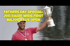 OT5 – 6-21-21 – Jon Rahm Wins US Open on Special Fathers Day in Golf