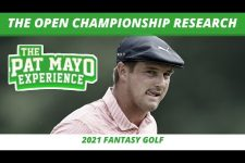 2021 British Open Picks, Research, Preview, Stats    2021 DFS Golf Picks