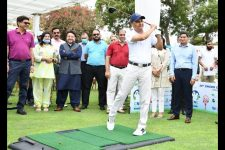 25TH CNS OPEN GOLF CHAMPIONSHIP 2021 KICKED OFF