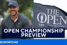 British Open Preview and Picks [Open Championship Preview]   CBS Sports HQ