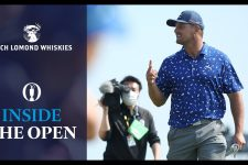 Can Bryson drive the 18th at Royal St George's?   Inside The Open