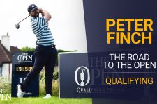 Can Peter Finch qualify for The Open? | The Road to The Open