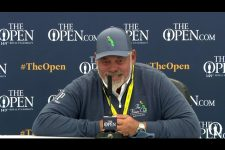 Darren Clarke Wednesday Press Conference 2021 The Open Championship