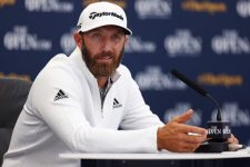 Dustin Johnson Wednesday Press Conference 2021 The Open Championship