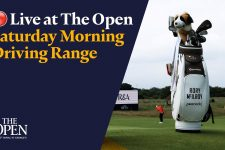 🔴 Inside the Ropes on the Range | Live at The Open