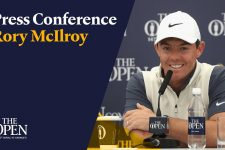 Rory McIlroy Press Conference   The 149th Open