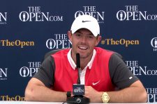 Rory McIlroy Tuesday Press Conference 2021 The Open Championship