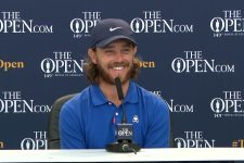 Tommy Fleetwood Tuesday Press Conference 2021 The Open Championship