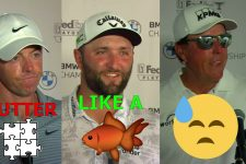 """Rory's Putter Puzzle, Jon Rahm=Ted Lasso Goldfish+Phil Mickelson Is A """"Specimen"""""""