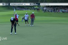 Patrick Cantlay & Jon Rahm on the 72nd Green for $15,000,000 Dollars! 😳😳